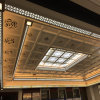Perfil de alumínio para a decoração do teto e da parede (RN-21)