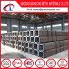 Tubo de acero rectangular y cuadrado galvanizado alta calidad