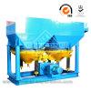 Matériel alluvial de concentrateur d'extraction de l'or de taux élevé de reprise