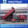 30-40 toneladas de la capacidad del volquete de carro de vaciado