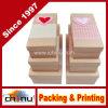 Caixa de presente de papel com costume do OEM e no estoque (110385)