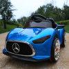 Автомобиля игрушки детей Мерседес езда электрического электрическая на цене автомобилей