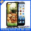 2016 bestes Quality Factory Price 3D Flip Mobile Argument Cover für iPhone6 Fall für Samsung Galaxy