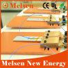 Lithium Polymer Battery (3.7V 3200mAh) Rechargeable, Green en met PCM