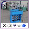Macht 1/4 van Fin Plooiende Machine van de Slang van '' ~2 '' de hydraulische met het Snelle Hulpmiddel van de Verandering