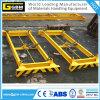 ISO 20FT/40FTの容器の拡散機フレームのビームLifing 40ton