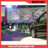 Quadro comandi dell'interno del LED di Showcomplex P2