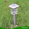 Свет датчика света лужайки Medow напольного света сада светильника ландшафта сада освещения декоративного алюминиевого солнечного водоустойчивый