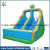 Diapositiva gigante inflable comercial, diapositiva de salto inflable para la venta