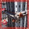 Coffrage en acier pour le prix usine de mur en béton