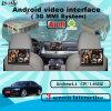 GPS van de auto Doos van de Navigatie van de Interface van het Systeem van de Verbetering de Androïde Video voor Audi A8/A4l/A6l