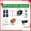 Regulador solar de la carga de la visualización del LCD del poder más elevado de la venta directa 240V 100A de la fábrica