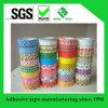 La aduana colorida imprimió las cintas adhesivas decorativas de la cinta de Washi para el boxeo
