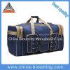 El equipaje del recorrido del hombro del Duffle se divierte el bolso de tela de lana basta del engranaje