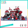 Oefening die Apparatuur van de Speelplaats van de Geschiktheid van het Vermaak van het Park de Openlucht (HS02701) beklimmen