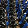 Vávula de bola de flotación de la carrocería del ANSI 300 Wcb