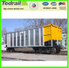 Transporte do vagão Railway 40hc de China a Kazakhstan