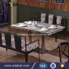 Tabela de jantar antiga para o café Sbe-CZ0611