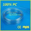 Transparente Rollen-Blendenverschluss-Rollenblatt-Polycarbonat-Latte