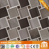 2016 azulejos de cristal de la pared del mosaico del diseño del color popular de Brown (M855158)