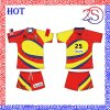 Kundenspezifisches Rugby-Jersey sublimiertes Rugby-konstantes preiswertes Rugby-Hemd