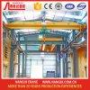 Type pont roulant de Lda de 5 tonnes de poutre simple électrique d'élévateur