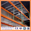 Wire Mesh Plate Rack, Steel Industrial Wire Mesh Shelf for Warehouse