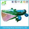 Giocattolo di Inlfatable dello squalo del PVC dell'OEM