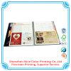 Personalizzare il catalogo di prodotto duro stampato del coperchio