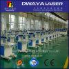 Высокая профессиональная низкой цены машина маркировки лазера волокна широко