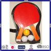 Raquette faite sur commande de ping-pong de vente chaude
