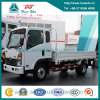 Caminhão de descarga leve do dever de Cdw 110HP 4X2 6t