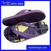 Обувь женщин сандалии тапочки плоского PE единственная