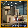 建築スケールの建物のモデル作成要因または別荘モデルかモデルか家屋モデルを構築すること