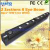 Augen-linearer Kehrmaschine-Stab Sharpy der LED-2 Kapitel-8 bewegliche Hauptträger-Leuchte