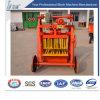 Machine de verrouillage manuelle de brique des prix d'équipement bon marché de petite entreprise