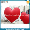 최신 Sale를 위한 Sale Valentine Day Use Party Decoration Red Inflatable Heart