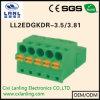 Pluggable разъем терминальных блоков Ll2edgkdr-3.5/3.81