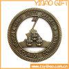 Métal Souvenir Coin avec Rope Edge (YB-c-055)