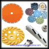Cutting Drilling Polishing Grinding를 위한 높은 Performance Diamond Tools