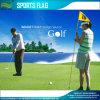 Drapeaux de trou de golf et tasses faits sur commande (M-NF33F01008)