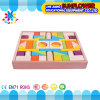 O Desktop de madeira das crianças brinca o enigma de madeira dos blocos de apartamentos desenvolventes dos brinquedos (XYH-JMM10003)