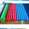 Pipes en plastique Lighttight du plexiglass PMMA avec des couleurs
