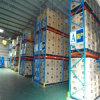 Estante de acero de la paleta del estante del almacenaje del almacén