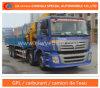 Camion piegante diritto pesante della gru del braccio di Dongfeng 6X4 10t 12t
