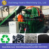 De Banden van voertuigen recycleren de Verscheurende Machine van de Band van het Schroot van de Machine