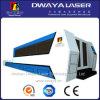 Machine de découpage de fibre optique de laser de plat en aluminium des prix 500W