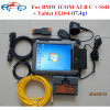 Para BMW Icom Diagnostic con IX104 Tablet Super SSD