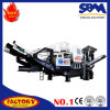 Primary mobile Crusher da vendere In India