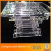 Hoja de acrílico plástica del molde grueso del claro para hacer los muebles